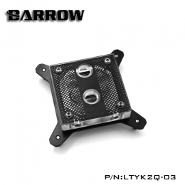 Фото Водоблок для процессора Barrow Simple series Intel s2011-v3 (LTYK2XQ-03)
