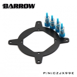 Фото Крепление для водоболока Barrow Energy series X99 CPU Block Bracket Black-Blue (CZJX99E)