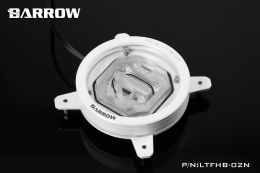 Фото Водоблок для процессора Barrow Energy series INTEL s115x CPU Water Block White (LTFHB-02N)