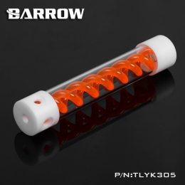 Фото Резервуар Barrow T Virus Reservoir 305 mm White-White (Red Spiral) (TLYK305)