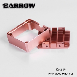 Фото Barrow Special Aluminum Heatsink Top Kit For DDC Pump DCHL-V2 Gold