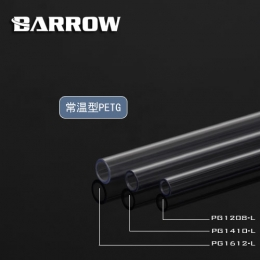 Фото Трубка Barrow PG1208-L Transparent