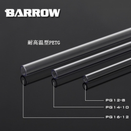 Фото Трубка Barrow PG16-12 High temperature Transparent