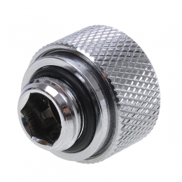 Фото Alphacool HT 13mm HardTube compression fitting G1/4 chrome