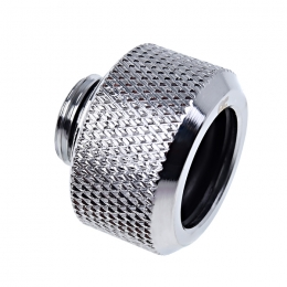 Фото Alphacool Eiszapfen 16mm HardTube compression fitting G1/4 chrome