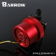 Фото Barrow Special Aluminum Heatsink Top Kit For D5/MCP655 Pump Red (LD5HK-V1)