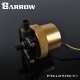 Фото Barrow Special Aluminum Heatsink Top Kit For D5/MCP655 Pump Gold (LD5HK-V1)