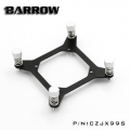 Фото Крепление для водоболока Barrow Simple series X99 CPU Block Bracket Black-Silver (CZJX99S)