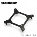 Фото Крепление для водоболока Barrow Simple series INTEL CPU Block Bracket Black (CZJ115S)