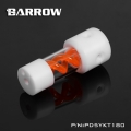 Фото Резервуар Barrow T Virus White-Orange (PD5YKT180)