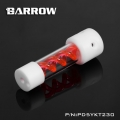 Фото Резервуар Barrow T Virus D5/SPG40A White-Red (PD5YKT230)
