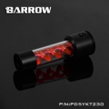 Фото Резервуар Barrow T Virus D5/SPG40A Black-Red (PD5YKT230)