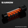 Фото Резервуар Barrow T Virus D5/SPG40A Black-Orange (PD5YKT280)