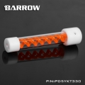 Фото Резервуар Barrow T Virus D5/SPG40A 330 mm White-Orange (PD5YKT330)