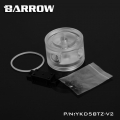 Фото Top Barrow for D5/SPG40A Pump Cover (Circular) Transparent (PD5BTZ-V2)