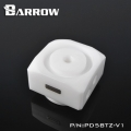Фото Barrow Acrylic D5/MCP655 Pump Top Cover - Can Connect The Water Tank White (PD5BTZ-V1)