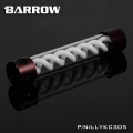 Фото Резервуар Barrow T Virus Reservoir 305 mm Brown-Black (White Spiral) (LLYKC305)