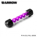 Фото Резервуар Barrow T Virus Reservoir 255 mm Black (Purple Spiral) (CLYKL255)