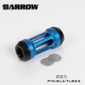 Фото Фильтр G1/4 Barrow Black/Blue (GLA-TLB53)